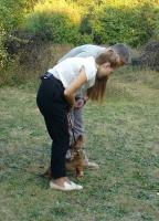 Занятия со щенками - осень 2018_10